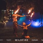 night fire twirlers