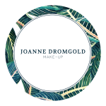 joanne dromgold make-up logo