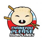 ThankYouPlease Dumplings Packaging Branding