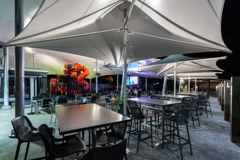 outdoor jubilee tavern