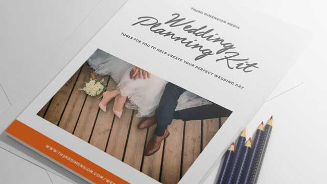 wedding planning kit