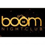 Boom Nightclub Logo