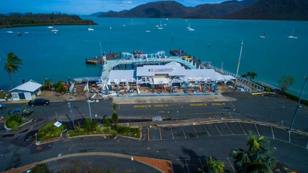 shute harbour cyclone debbie