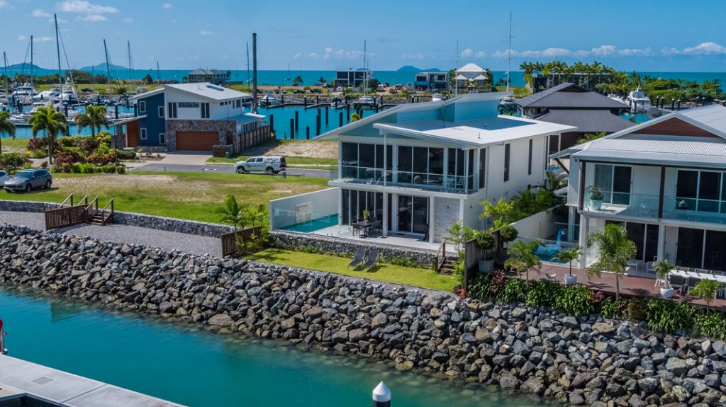 drone property photo port of airlie
