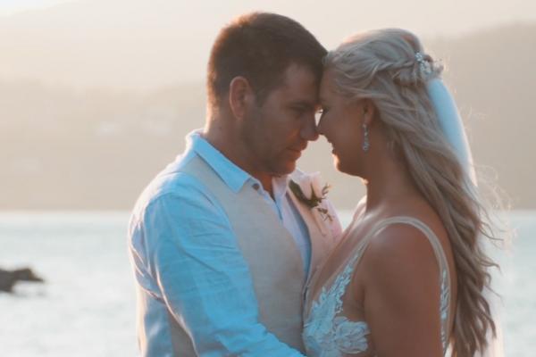 hayley and scott wedding